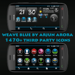 Weave Blue HD By Arjun Arora