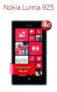 Nokia Lumia 925 Vodafone