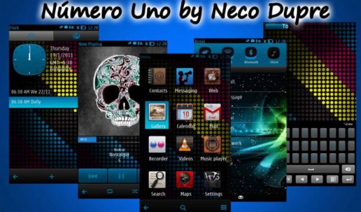 Numero Uno By Neco Dupre