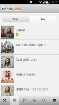 PhotoFunia per device Symbian si aggiorna alla versione 3.2