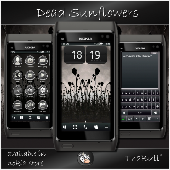 Sunflowers D by ThaBull
