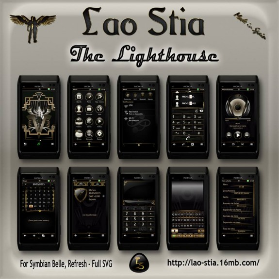 The Lighthouse by Lao Stia