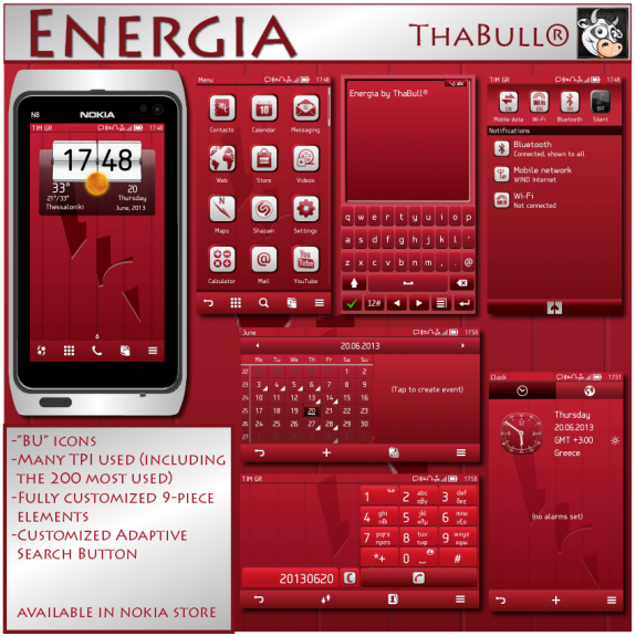 Energia by ThaBull