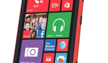 Nokia Lumia 1020 rosso
