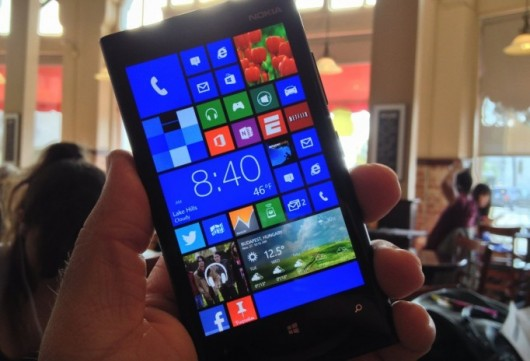 Windows Phone 8 in Full HD