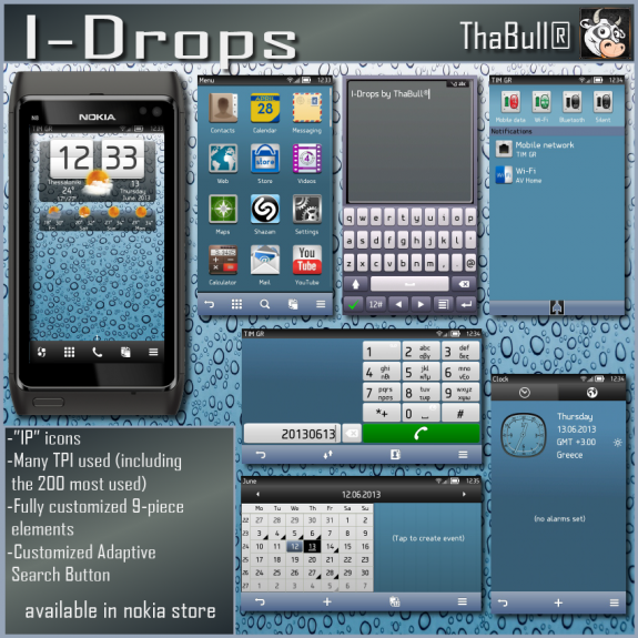 I-Drops by ThaBull