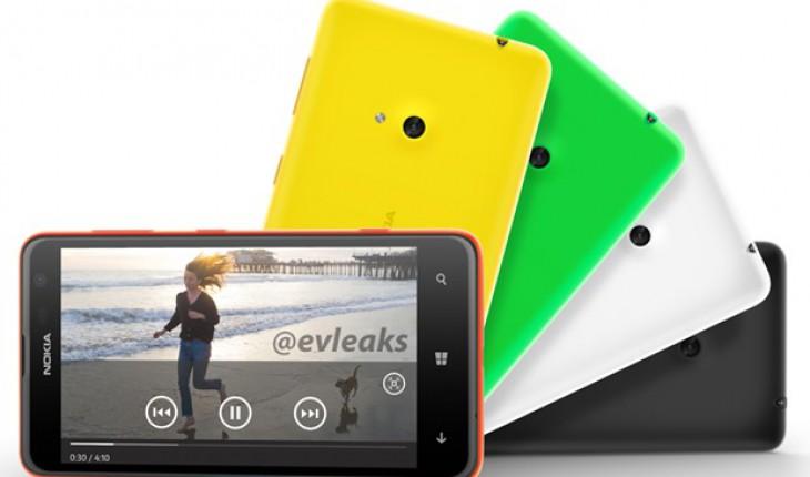 Nokia Lumi 625
