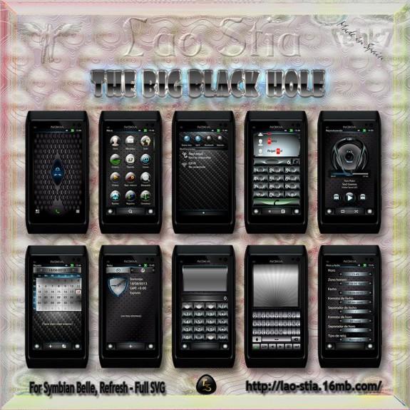 The Big Black Hole By Lao Stia