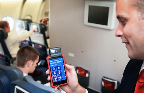 Delta Air Lines sceglie il Lumia 820