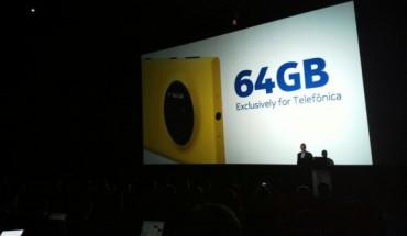 Nokia Lumia 1020 da 64 GB