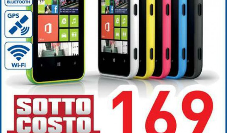 Lumia 620 in offerta
