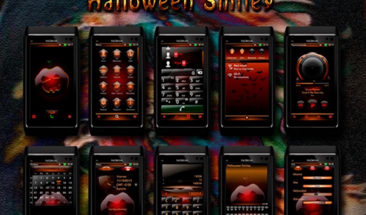 Halloween Smiley By Lao Stia