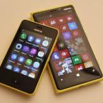 Nokia Asha 501 e Nokia Lumia 920
