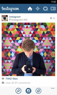 Instagram per Windows Phone 8