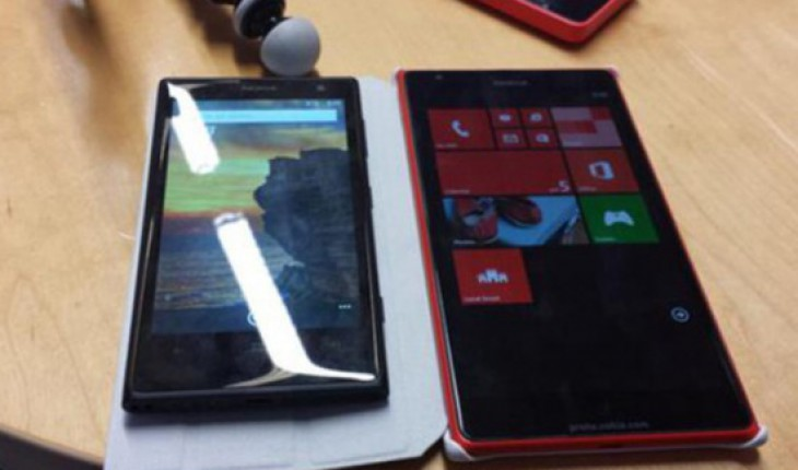 Phablet Nokia