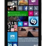 Nokia Lumia 1320 Render
