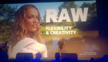 Supporto al formato di file RAW