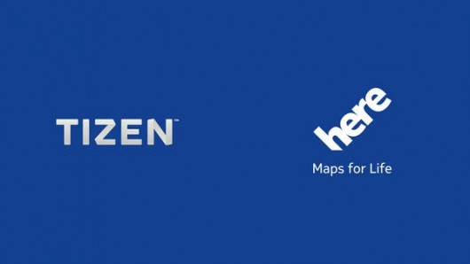Here su Tizen OS