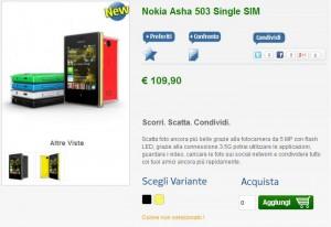 Nokia Asha 503 su NStore