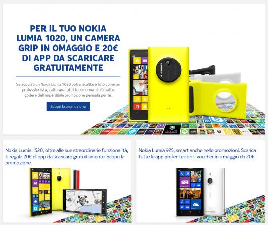 Offerta Nokia