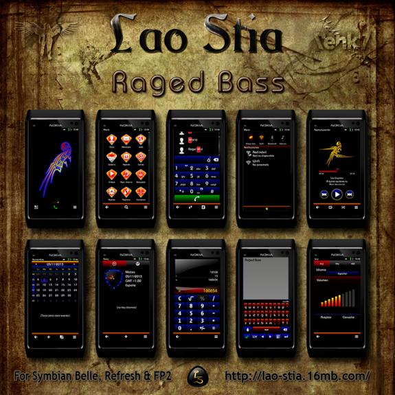 Raged Bass by Lao Stia