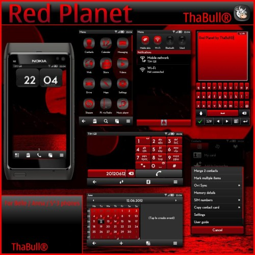 Red Planet by ThaBull
