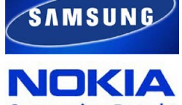Samsung e Nokia