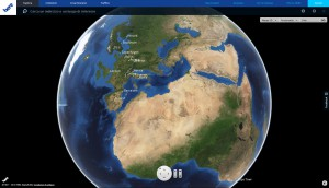 Here Maps 3D
