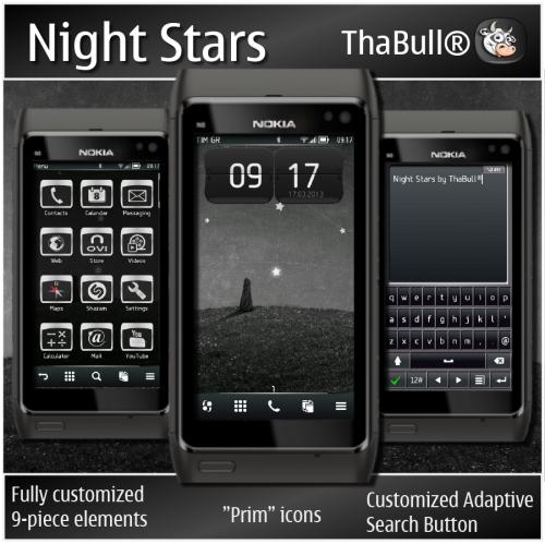 Night Stars by ThaBull