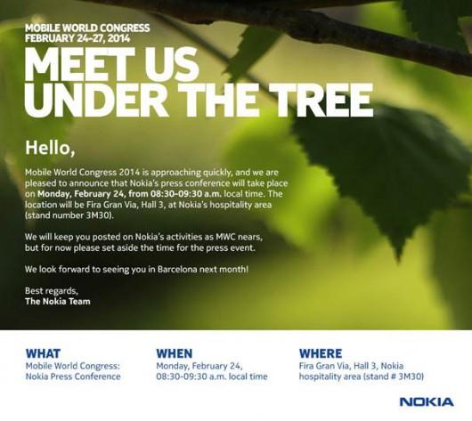 Nokia al MWC 2014
