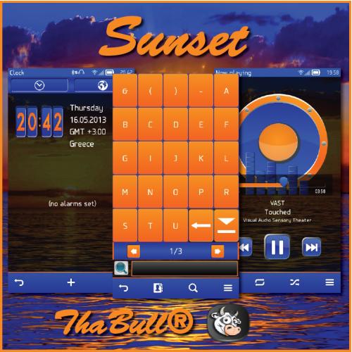 Sunset lite by ThaBull