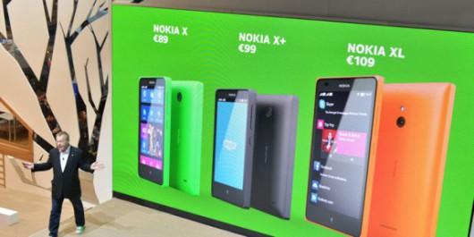 Elop presenta Nokia X
