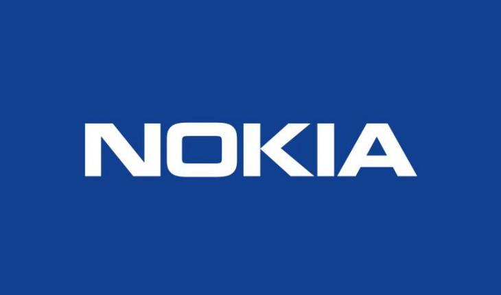 Logo Nokia Blu