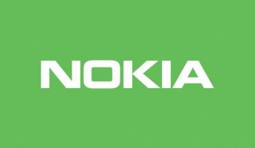 Logo Nokia Verde