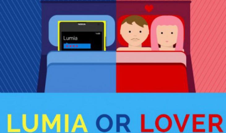 Lumia or Lover Contest