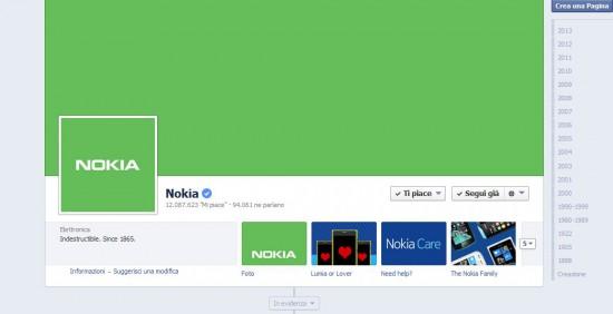 Nokia verde