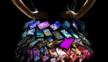 Gonna interattiva di Nokia