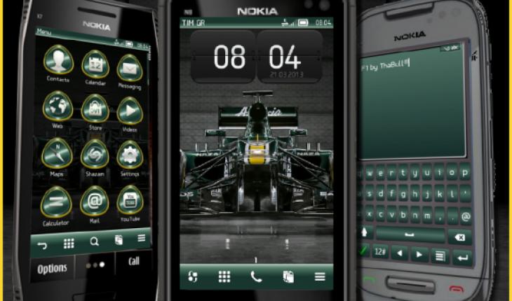 F1 Garage by Thabull