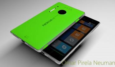 Nokia Super X back front