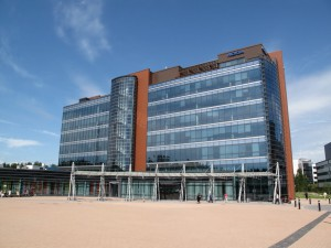 Nokia New Headquarters