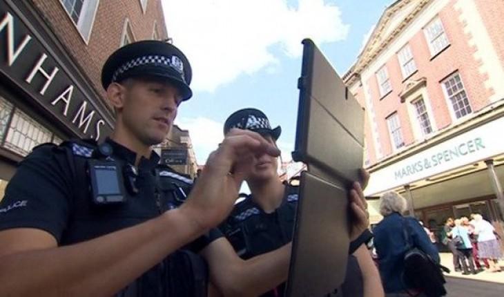 polizia di Cambridge