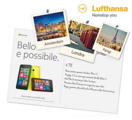 Nokia Lumia 630-635 promo