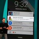 Android L, notifiche su Lockscreen