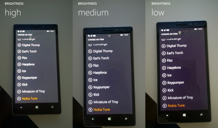 Problema display Nokia Lumia 930