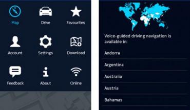 Here Maps per device Nokia X