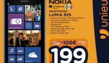 Lumia 925 in offerta