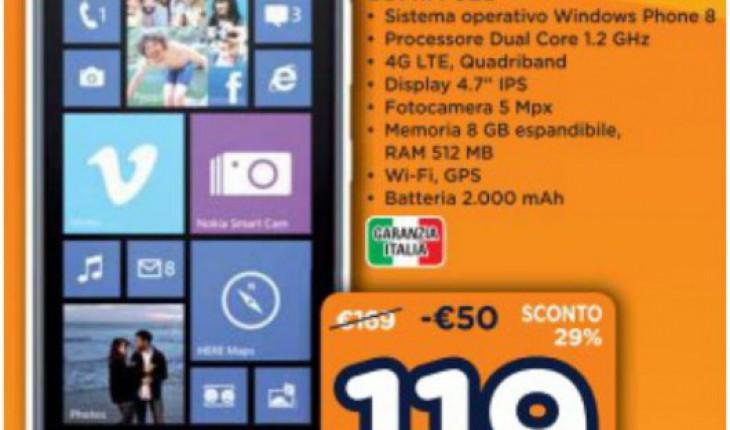 Nokia Lumia 625 in offerta