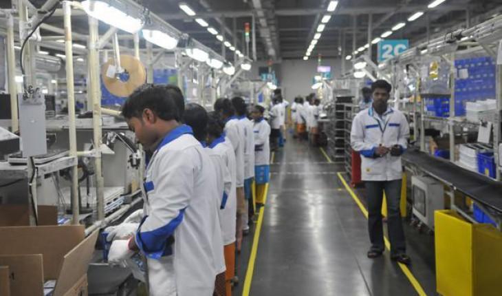Nokia Chennai Factory