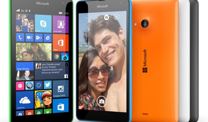 Micorosft Lumia 535
