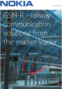 Nokia GSM-R